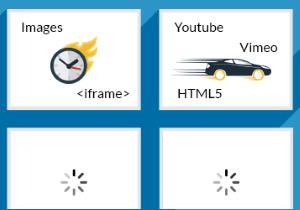 Carga perezosa de las imágenes de una página WordPress