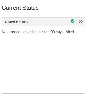 Errores de rastreo en la Consola de Búsqueda de Google