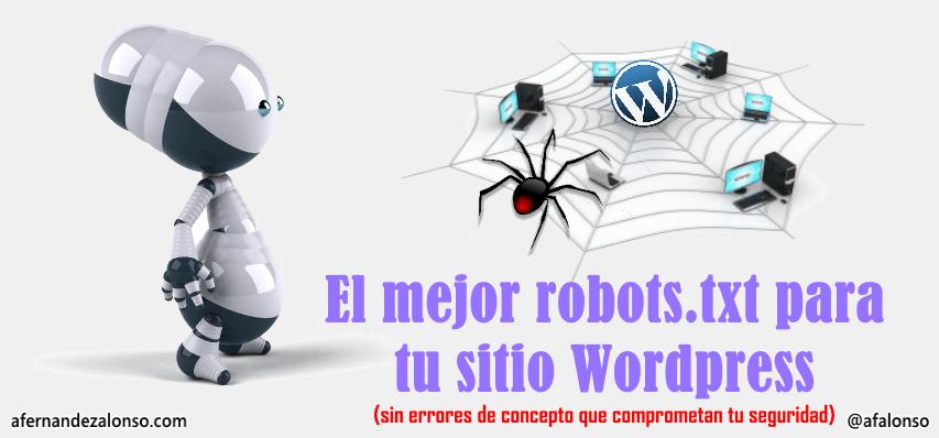 Escribir el mejor fichero robots.txt para optimizar el rastreo de una web