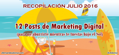 12 Posts de Marketing Digital para tostarte bajo el Sol