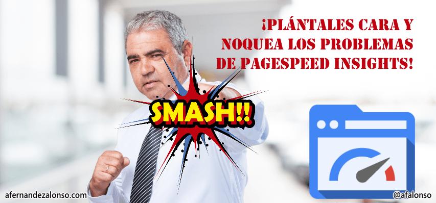 Aprende cómo resolver los problemas detectados por PageSpeed Insights
