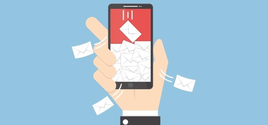 Cómo mantener limpia tu bandeja de correo entrante