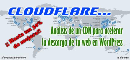 Ventajas de CloudFlare CDN para el rendimiento de un sitio web