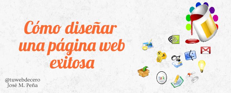 Cómo diseñar una página web de éxito
