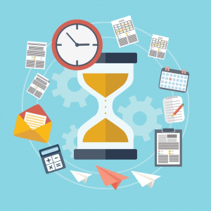 Comprométete a dedicarle un tiempo para ganar dinero con el blog