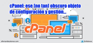 cPanel: un Panel de Control para gestionar tu servidor de Hosting