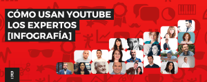 Cómo los espectos utilizan YouTube en sus estrategias