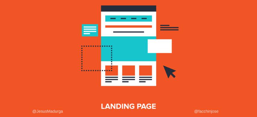 Estructurar la Landing Page para aumentar la conversión