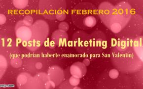 12 posts de Marketing Digital que te habrían enamorado en San Valentín