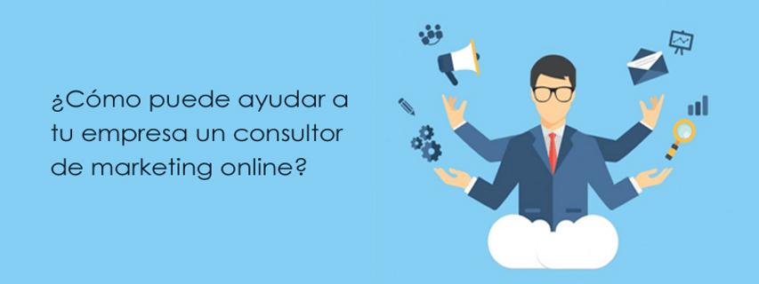 Qué puede hacer un consultor de marketing online por las empresas