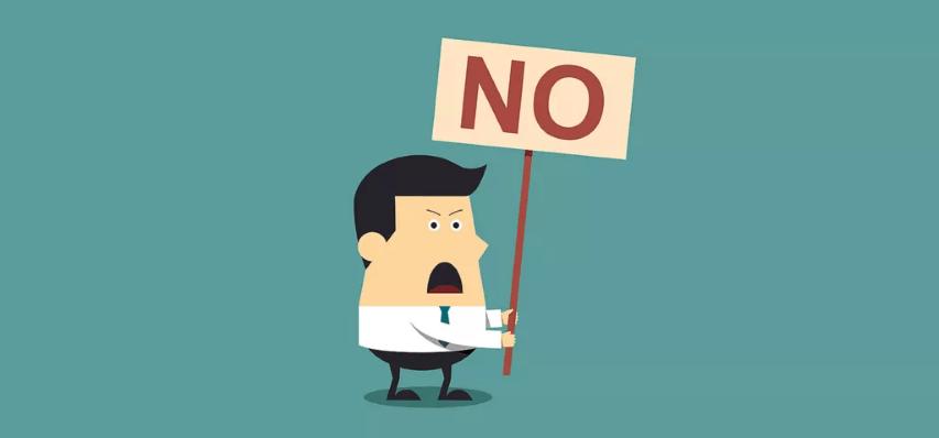 Decir no al proyecto de un cliente que te resulta perjudicial