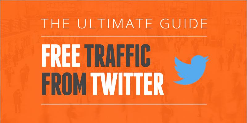La mejor guía para conseguir tráfico web desde tu cuenta Twitter
