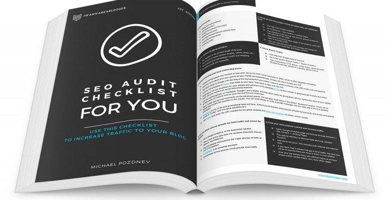 21 puntos que debes contemplar en auditorías SEO de blogs