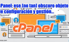 cPanel: Guía del mejor Panel de Control para gestionar tu Hosting Web
