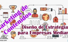 Estrategias de Marketing de Contenidos para empresas medianas