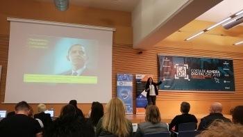 Amalia López Acera y el Social Media en las Administraciones Públicas