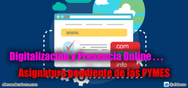 Decálogo para la presencia online de las PYMES en Internet