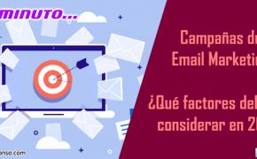 ¿Cómo hacer tus campañas de Email Marketing en 2019?