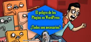 WordPress + Plugins: ¿Qué deberíamos evitar hacer?