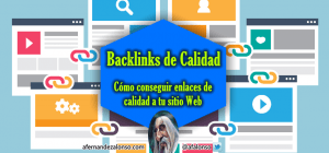 Técnicas para conseguir backlinks de calidad a tu sitio web o blog