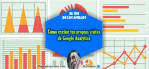 6 métodos para que Google Analytics no cuente nuestras visitas