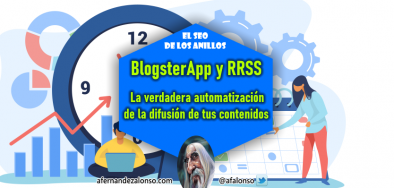 BlogsterApp y RRSS: la verdadera automatización de la difusión de tus contenidos